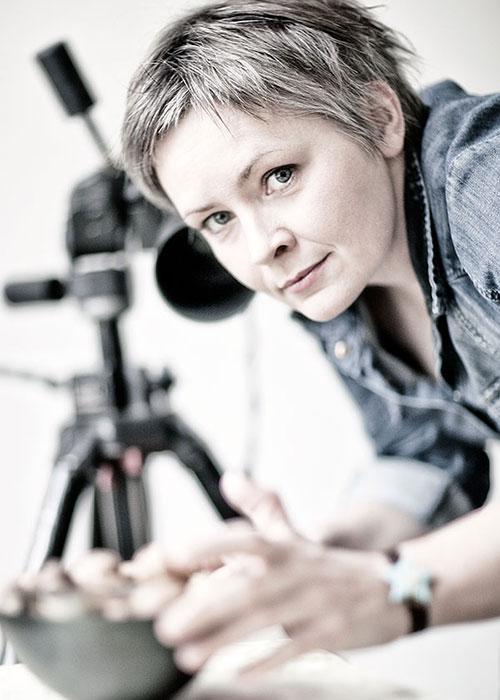 Fotograf og stylist Anna Overholdt