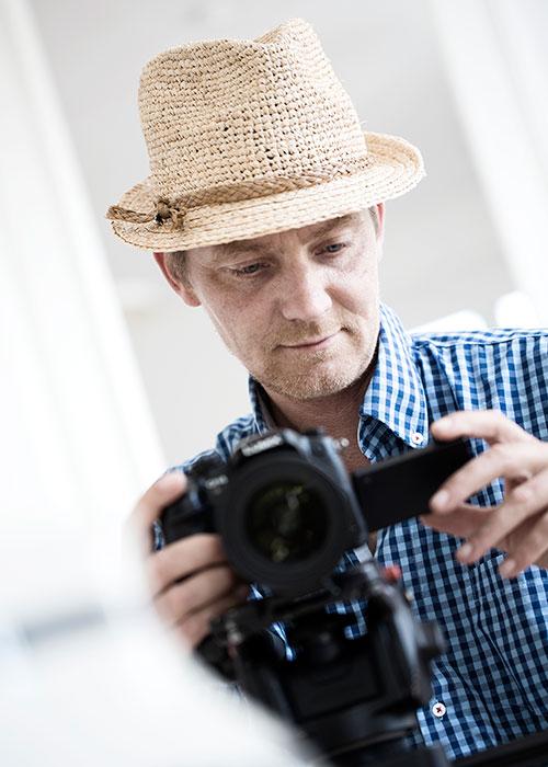 Fotograf Michael Ersted